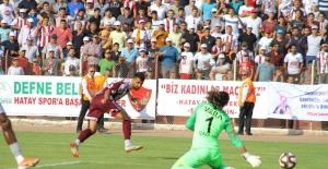 Hatayspor, Süper Lig Yolunda Finalde