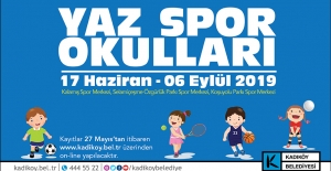 Kadıköy Belediyesi Yaz Spor Okulu...