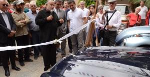 Kervansaray'da Klasik Otomobil Ve Motosiklet İle Antika Soba Sergisi