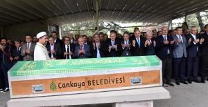 Kılıçdaroğlu,  Sinan Aygün'ün Kayınpederinin  Cenaze Törenine Katıldı