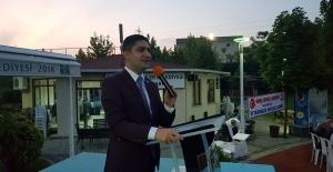 MHP'li Özdemir, Yıldırım İçin Destek İstedi
