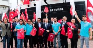 """TİM Başkanı Gülle: """"19 Mayıs Ruhunu Gelecek Nesillere Taşımak İçin Var Gücümüzle Çalışacağız"""""""