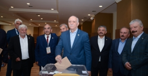 TZOB'da Bayraktar Yönetimi Güven Tazeledi