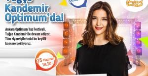 Ankara Optimum AVM Ziyaretçileri Hafta Sonu Eğlenceye Doyacak