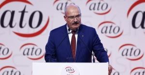 ATO Başkanı Baran'dan İmar Barışı Ödemeleri İçin Süre Uzatma Ve Taksitlendirme Çağrısı