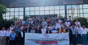 ATO Üyelerinin Gelişimi İçin Sektörel Ziyaretler Düzenlemeye Devam Ediyor