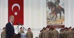 """Bakan Akar, """"Birliğimiz, Bütünlüğümüz, Güvenliğimiz Ve Dayanışmamız Çok Önemli"""""""