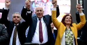 """Başkan Tuncel'den 'İddialara"""" Yanıt"""