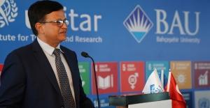 """BM Genel Sekreter Yardımcısı Nikhil Seth, """"Türkiye'deki Eğitim Sisteminden Çok Etkilendim"""""""