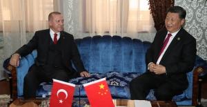 Cumhurbaşkanı Erdoğan, Duşanbe'de Gerçekleştirilen CICA Zirvesi Kapsamında İkili Görüşmelerde Bulundu