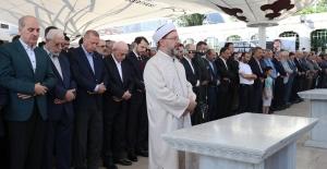 Cumhurbaşkanı Erdoğan, Mursi'nin Gıyabi Cenaze Namazına Katıldı