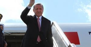 Cumhurbaşkanı Erdoğan Tacikistan'a Gidiyor