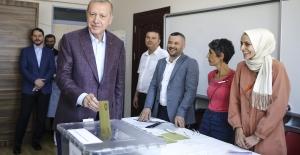 Cumhurbaşkanı Erdoğan, Üsküdar...