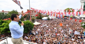 """İmamoğlu'ndan Cumhurbaşkanı Erdoğan'a: """"Milletin İradesiyle Nerelere Gelindiğini En İyi Siz Bilirsiniz!"""""""