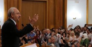 Kılıçdaroğlu'ndan Başkanlara 'Halkçı Belediyecilik' Talimatı
