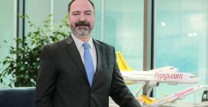 Pegasus Hava Yolları Genel Müdürü Mehmet T. Nane, IATA Yönetim Kurulu'na Seçildi