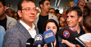Samsun'da Tanıştılar Şişli'de Sergide Buluştular!