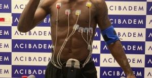 Sivasspor'un Yeni Transferi Aaron Appindangoye Sağlık Kontrolünden Geçti