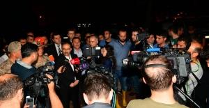 Trabzon Valisi Ustaoğlu'ndan Sel felaketiyle İlgili Açıklama