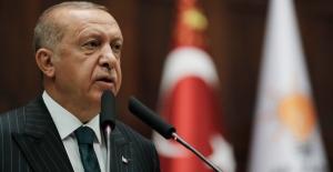 """""""Türkiye'nin İstikrarını Bozmayı Amaçlayanlara En Güzel Cevabı, İcraatlarımızla Vermekte Kararlıyız"""""""