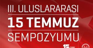 3. Uluslararası 15 Temmuz Sempozyumu, Diyanet...