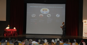 Adana Büyükşehir'den Mutlu Ve Güvenli İş Ortamı Adına Hizmet İçi Eğitim