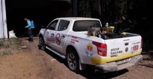 Adana'da Sivrisinekle Mücadele Aralıksız Yapılıyor