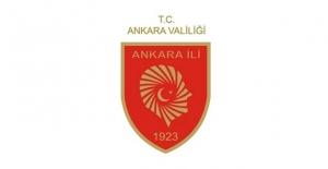 Ankara Valiliği'nden 15 Temmuz Anma...