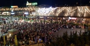Bilkent Center Açık Hava Sinema Geceleri Başlıyor