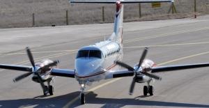 Çekim Uçağı (HAFÇU), Harita Genel Müdürlüğü'ne Teslim Edildi