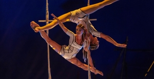 Cirque Du Soleil'in Büyüleyici Ve Yepyeni Şovu İlk Kez İstanbul'da