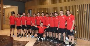 Gençlerbirliği Futbol Takımı, Acıbadem Ankara Hastanesi'nde Sağlık Kontrollerini Tamamladı