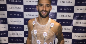 Gençlerbirliği'nin Yeni Transferi Daniel Joao Santos Candeias Sağlık Kontrolünden Geçti