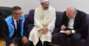 İçişleri Bakanı Soylu, TDV'ye Kurban Bağışında Bulundu