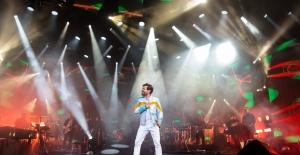 Kenan Doğulu'dan Vadi Açıkhava'da  İlk Konser