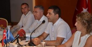 Kuşadası Belediye Başkanı Ömer Günel 100 Günlük Faaliyetlerini Açıkladı