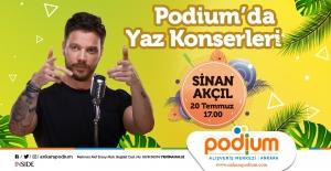 Podıum Ankara'ya Sinan Akçil Fırtınası Geliyor!