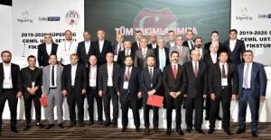 Süper Lig Cemil Usta Sezonu Fikstürü Çekildi