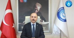 """Türk Eğitim-Sen Genel Başkanı Geylan : """"Memur Maaşları Bayram Öncesi Ödensin"""""""