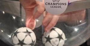 UEFA Şampiyonlar Ligi ve Avrupa Ligi Kuraları Çekildi