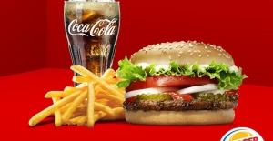 "Vodafone'lular ""Burger""e Doyacak"