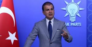 """AK Parti Sözcüsü Çelik: """"Vahşet Görüntülerinin Yayılması, Bir Başka Vahşettir"""""""