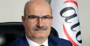 """ATO Başkanı Baran: """"İhracat Ana Planı Türkiye'nin Küresel Ticaretteki Payını Artırır"""""""