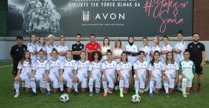 Beşiktaş JK Kadın Futbol Takımı UEFA Kadınlar Şampiyonlar Ligi'nde Tarih Yazmaya Devam Ediyor!
