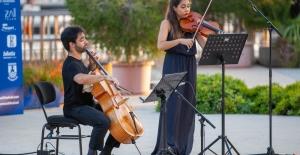 Bodrum Müzik Festivali'nde Dünya Tangolarıyla Muhteşem Bir Gece