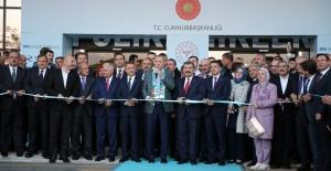 Cumhurbaşkanı Erdoğan, Bursa Şehir Hastanesini Ziyaret Etti