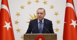 Cumhurbaşkanı Erdoğan'dan Altın Madalya Kazanan Kerem Kamal'a Tebrik Telgrafı