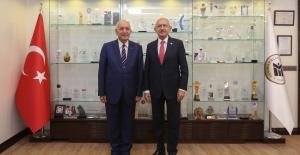 Kılıçdaroğlu'ndan Yenimahalle'ye Sürpriz Ziyaret