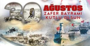 Millî Savunma Bakanı Akar'dan 30 Ağustos Zafer Bayramı ve Türk Silahlı Kuvvetleri Günü Mesajı