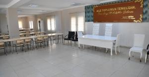 Salbaşlılar'dan Başkan Çetin'e 'Düğün Salonu' Teşekkürü